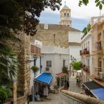 De oude binnenstad van Marbella