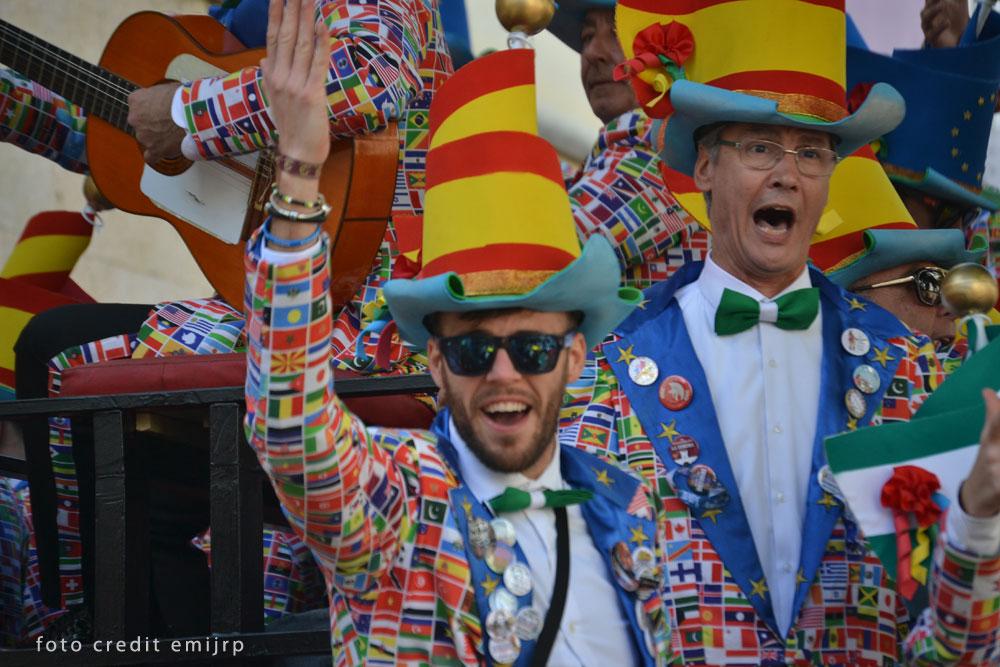 Carnaval in Cadiz