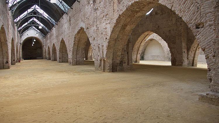 Reales Atarazanas van Sevilla