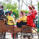 Feria de Caballo Paardenrijtuigjes