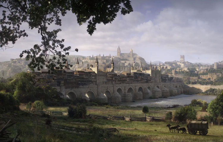 Long Bridge of Volantis Game of Thrones Cordoba