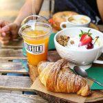 Ontbijten in Sevilla bij Jester