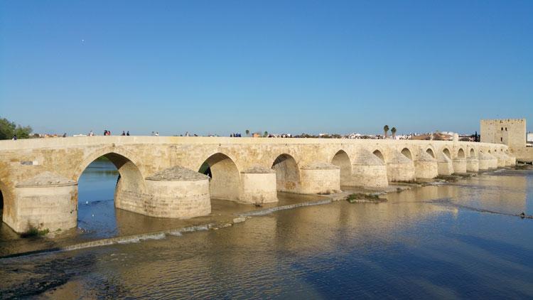 Romeinse brug in Cordoba