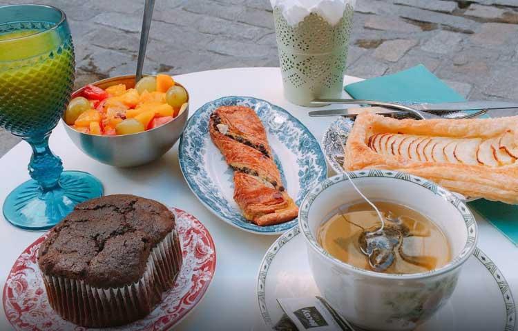 Leuk ontbijten in Sevilla: Salt and Sugar