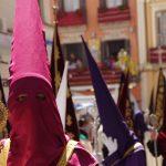 Semana Santa processie