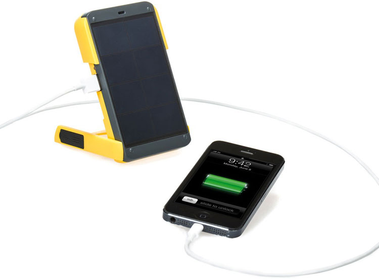 Wakawaka Powerbank en zaklamp