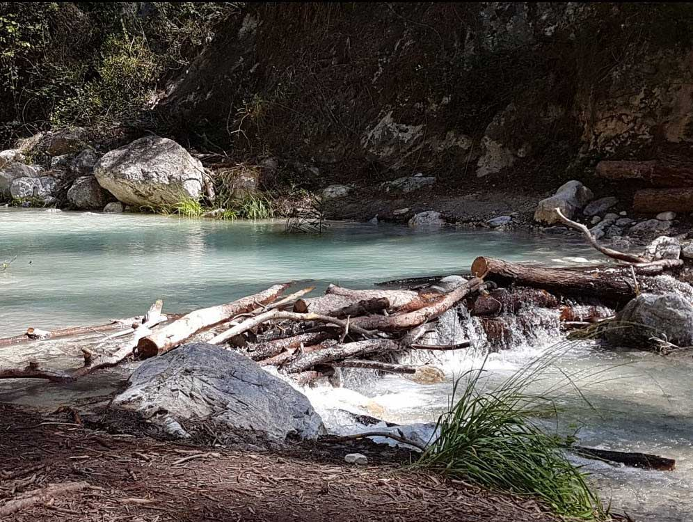 Rio Chillar in Nerja
