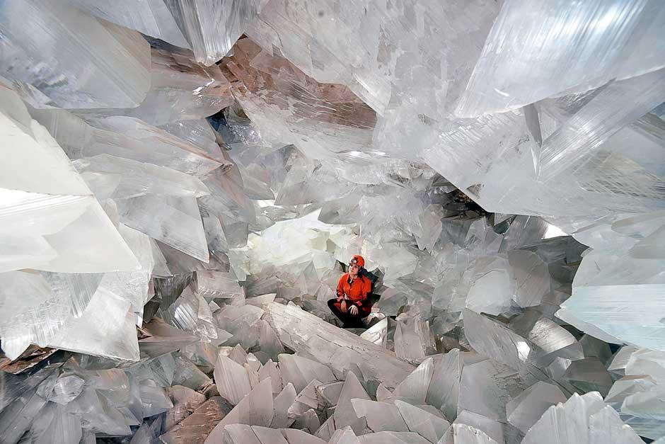 Geode Pulpi Kristallengrot