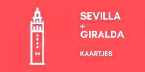 Sevilla en Giralda kaartjes
