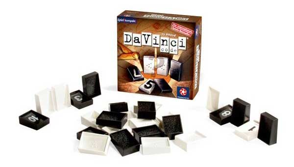 Da Vinci Code spel