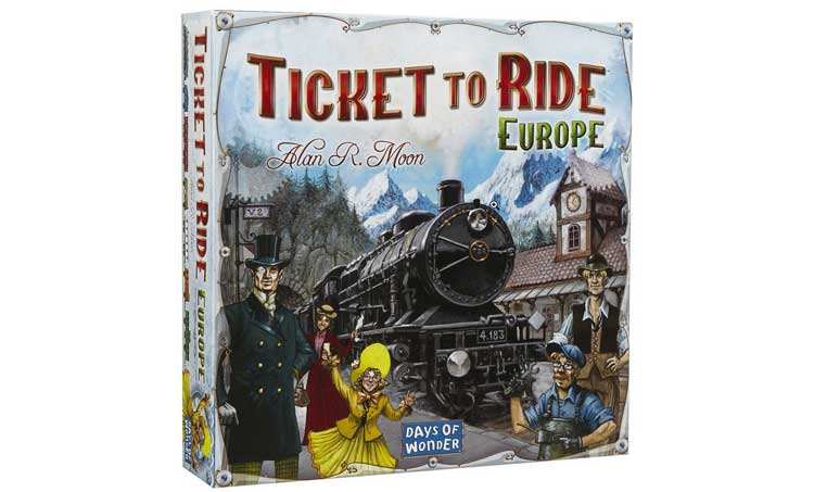 Tickets to Ride bordspel